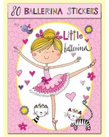Ballerina Sticker Match Notes